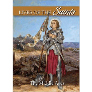 Lives of the Saints the Middle Ages Volume III for Children <br>Bart Tesoriero (Paperback)