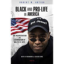 Black and Pro-Life in America: The Incarceration and Exoneration of Walter B. Hoye II Robert W. Artigo (Hardcover)