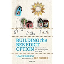 Building the Benedict Option: A Guide to Gathering Two or Three Together in His Name Leah Libresco (Paperback)