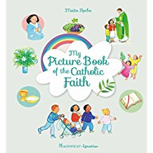 My Picture Book of the Catholic Faith Maite Roche (Hardcover)