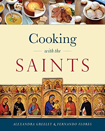 Cooking With the Saints Fernando Flores (Hardcover)
