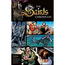 Saints Chronicles Collection 1 Comic Book Style Sophia Institute Press (Paperback)