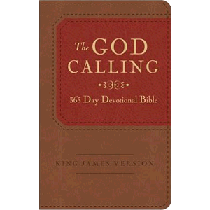 God Calling Devotional Bible<br>(Imitation Leather)