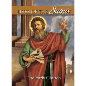Early Church Lives of the Saints Vol I <br>Bart Tesoriero (Paperback)