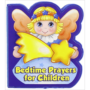 Bedtime Prayers for Children (St. Joseph Kids' Books) <br>Board Book