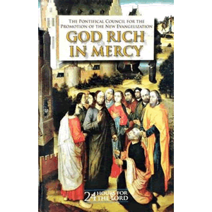 A God Rich In Mercy <br>(Pamphlet)