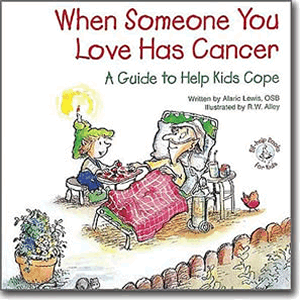 When Someone You Love Has Cancer - A Guide to Help Kids Cope <br>Alaric Lewis (Paperback)