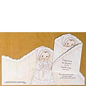 Celebrating Baptism Greeting Card