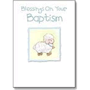 Baptism Cards – Graymoor Book and Gift Center