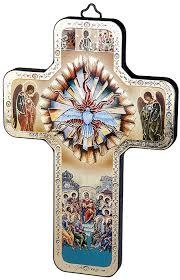 Confirmation Wooden Wall Cross