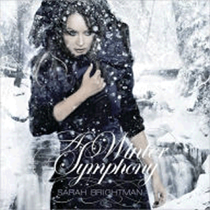 A Winter Symphony by Sarah Brightman CD