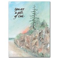 You are a Gift of God Birthday Greeting Card