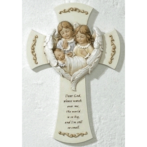 Hush-a-Bye Wall Cross