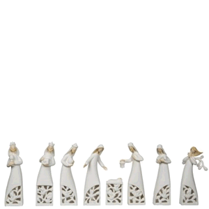 Light Up Nativity Set Nativity Set 8 Piece