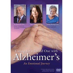 Caring for a Loved One with Alzheimer's: An Emotional Journey <br>DVD