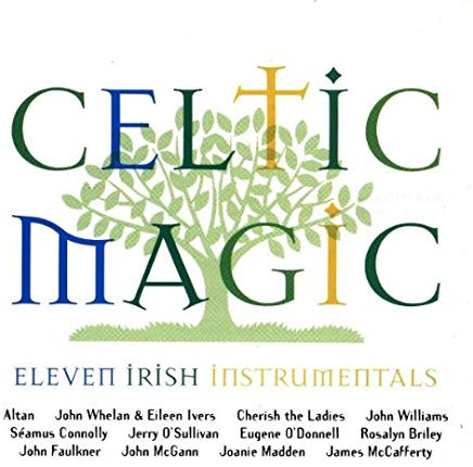 Celtic Magic: Eleven Irish Instrumentals CD Various Artists