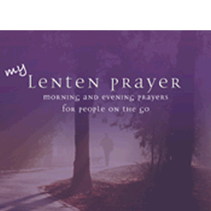 My Lenten Prayer: Morning And Evening Prayers For People On The Go<br>Gia Publications (CD)