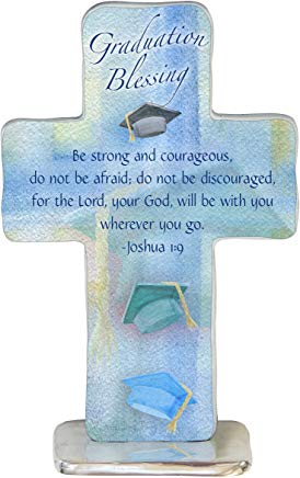 Graduation Blessing Standing Cross