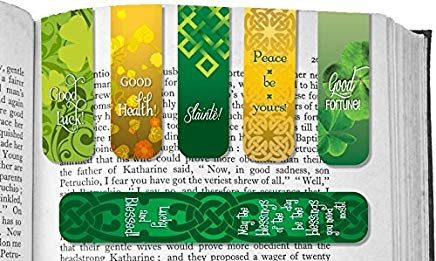 Celtic Magnetic Bookmarks