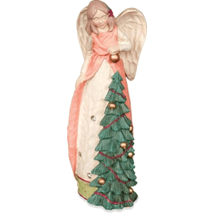 Angelstar Jewels of Faith Angel Figurine
