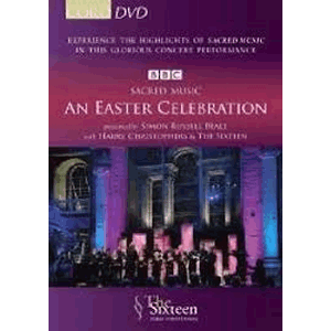 Sacred Music: An Easter Celebration DVD<br>Harry Christophers (DVD)