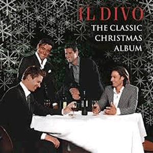 The Classic Christmas Album by Il Divo CD