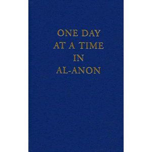 One Day at a Time in Al-Anon <br>Al-Anon Family Group Head Inc (Hard Cover)