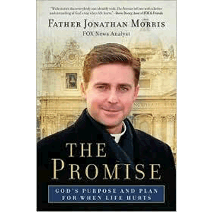 The Promise - God's Purpose and Plan for When Life Hurts <br>Jonathan Morris (Paperback)