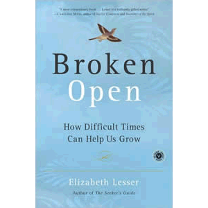Broken Open - How Difficult Times Can Help Us Grow <br>Elizabeth Lesser (Paperback)
