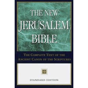 The New Jerusalem Bible with Apocrypha, Standard Edition <br>Henry Wansbrough (Hard Cover)
