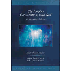 The Complete Conversations with God 3v - An Uncommon Dialogue <br>Donald N. Walsch (Hard Cover)
