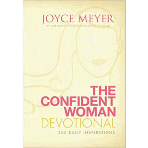 The Confident Woman Devotional - 365 Daily Inspirations <br>Joyce Meyer (Hard Cover)