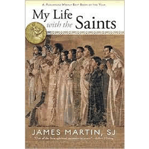 My Life with the Saints <br>James Martin (Paperback)
