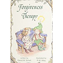 Forgiveness Therapy Elf Help David W. Schell (Paperback)