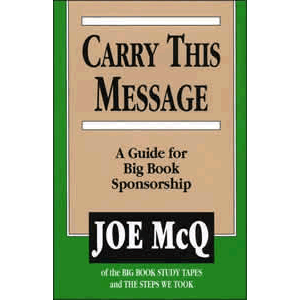 Carry This Message <br>Joe McQ (Paperback)