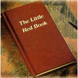 The Little Red Book <br>Anonymous (Hard Cover)