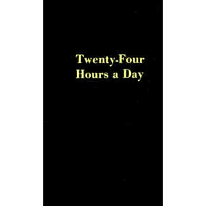 Twenty-Four Hours a Day <br>Hazelden (Hard Cover)
