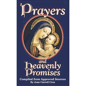 Prayers and Heavenly Promises <br>Joan Carroll Cruz (Paperback)