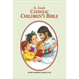 St Joseph Catholic Children's Bible <br>Lawrence Lovasik (Hard Cover)