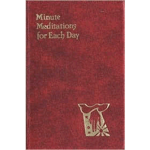 Minute Meditations Each Day <br>Bede Naegele (Paperback)