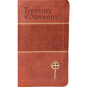 Treasury of Novenas <br>Lawrence G. Lovasik (Imitation Leather)