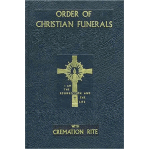 Order of Christian Funerals <br>Catholic Book Publishing (Hard Cover)
