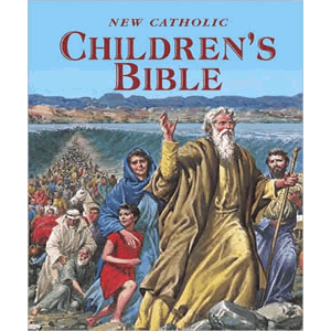 New Catholic Children's Bible <br>Thomas Donaghy (Hard Cover)