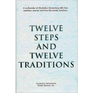 Twelve Steps and Twelve Traditions <br>A.A. World Services (Hard Cover)