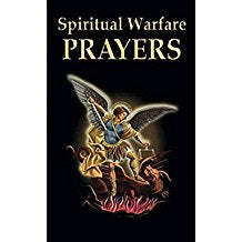 Spiritual Warfare Prayers Robert Abel ( Paperback )