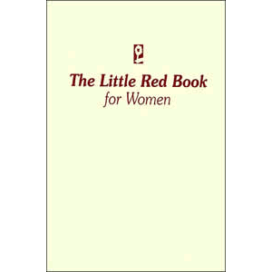 The Little Red Book for Women <br>Bill W. (Hard Cover)