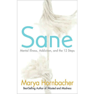 Sane - Mental Illness, Addiction, and the 12 Steps <br>Marya Hornbacher (Paperback)