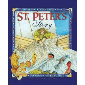 St. Peter's Story <br>Marion Thomas (Hardcover)