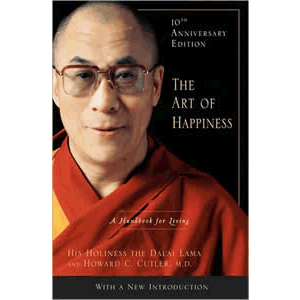 The Art of Happiness - A Handbook for Living <br>Dalai Lama (Hard Cover)