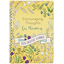 2019 Creative Planner Encouraging Thoughts for Women Kathy Shutt (Spiral-bound)